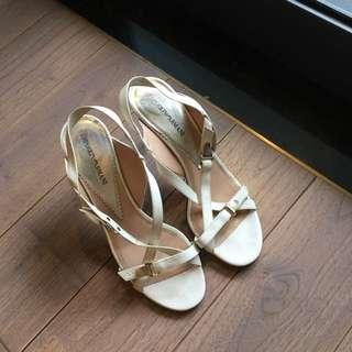 EMPORIO ARMANI - 7cm heels
