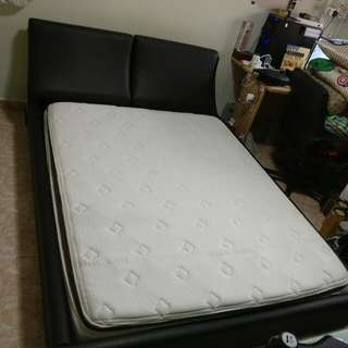 Magic Koil Mattress & Frame