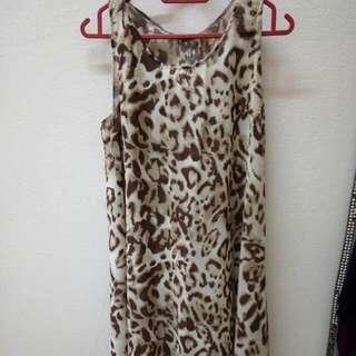 Leopard Printed Top
