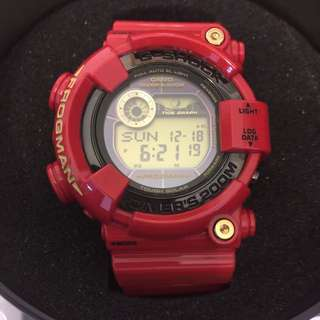 WTS- G-Shock Frogman Rising Red GF-8230A