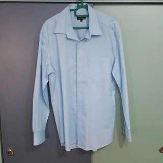 G200 Mens Light Blue Shirt