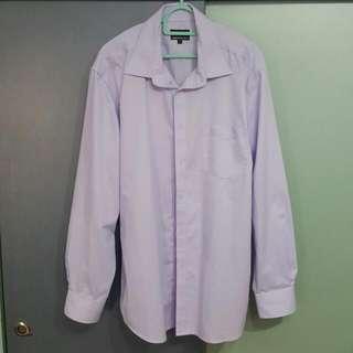 G200 Mens Light Purple Shirt
