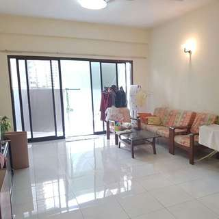 3 bedrooms FOR RENT @ Pacific Mansion!