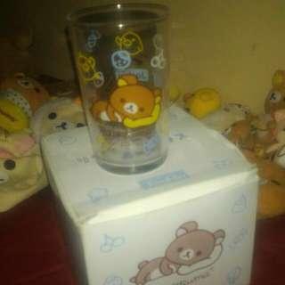 Rilakkuma Mini Glass 4 Set