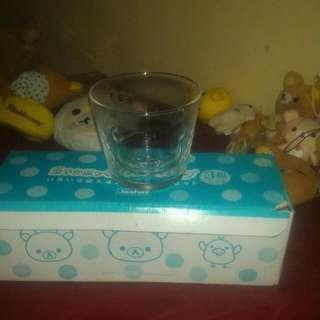 Rilakkuma Mini Glass 3 Set