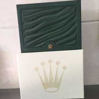 Rolex Box勞力士錶盒