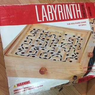 全新 超酷桌遊 迷宮