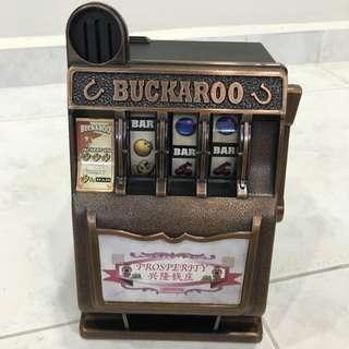 Brand New Jackpot Machine Collectible