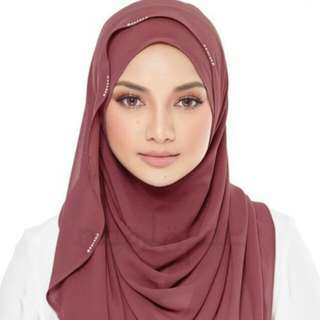 Naelofar Annabelle Hijab