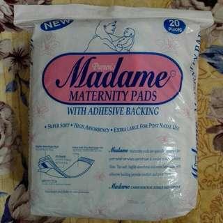 Pureen Madam Maternity Pads 15pcs