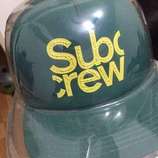 二手極新網帽 SubCrew 超新