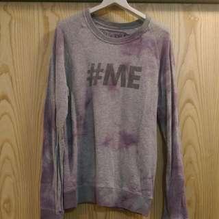 H&M潑彩上衣
