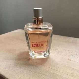 Parfume The Body Shop - Love ETC