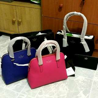 New And Authentic BNWT Kate Spade Collection