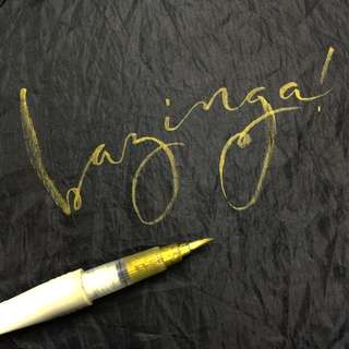 Brush Calligraphy Services