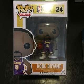 NBA KOBE BRYANT #24 Funko Pop!