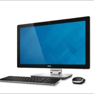 Dell Inspiron 23 All In One Desktop