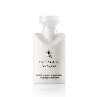 New Bvlgari Nourishing Face Emulsion / Face Moisturizer 40 ml / 1.3 fl oz.