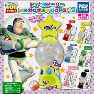 玩具總動員 轉蛋 Toys