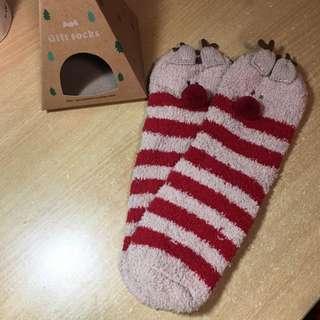 可愛保暖襪✨