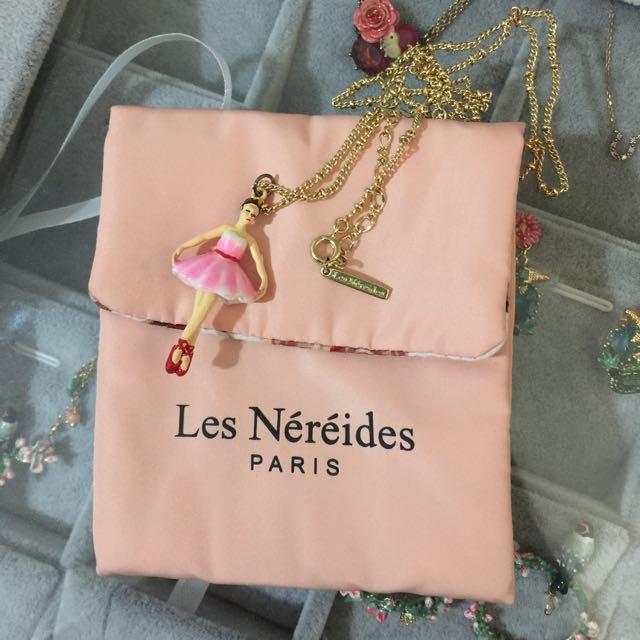 Les Nereides蕾娜海芭蕾項鍊
