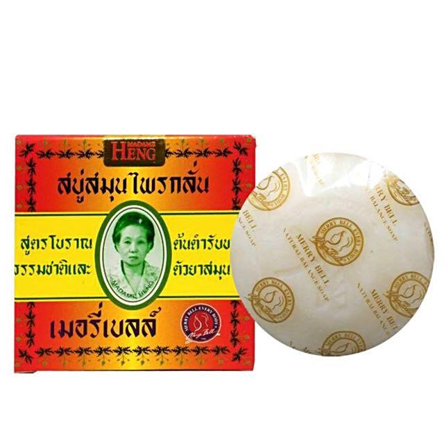 泰國興太太天然手工香皂