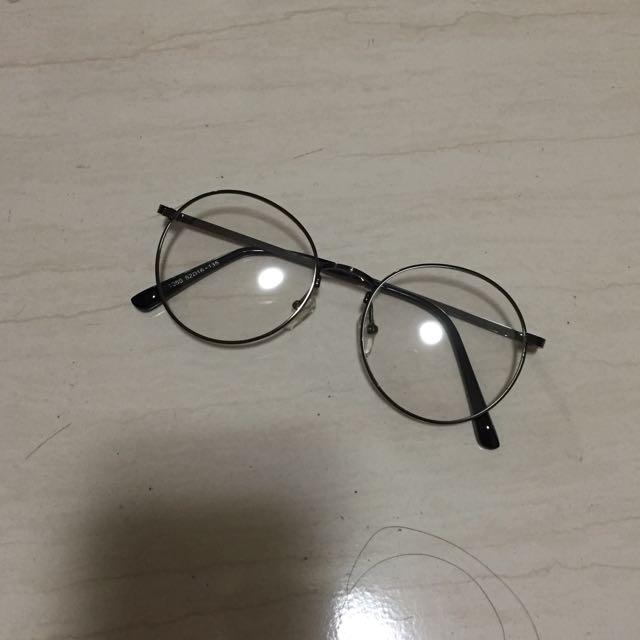 復古細框眼鏡