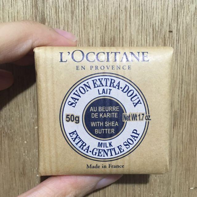 歐舒丹 天然香皂 50g