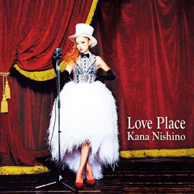 西野加奈 Love Place 來台紀念盤