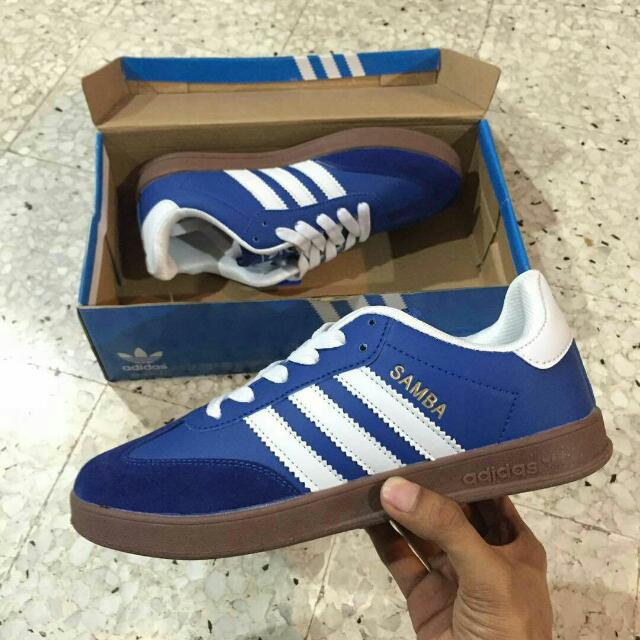 2f81a3f82 ... coupon for adidas samba gumsole mens fashion footwear on carousell  2b35a ae2fa