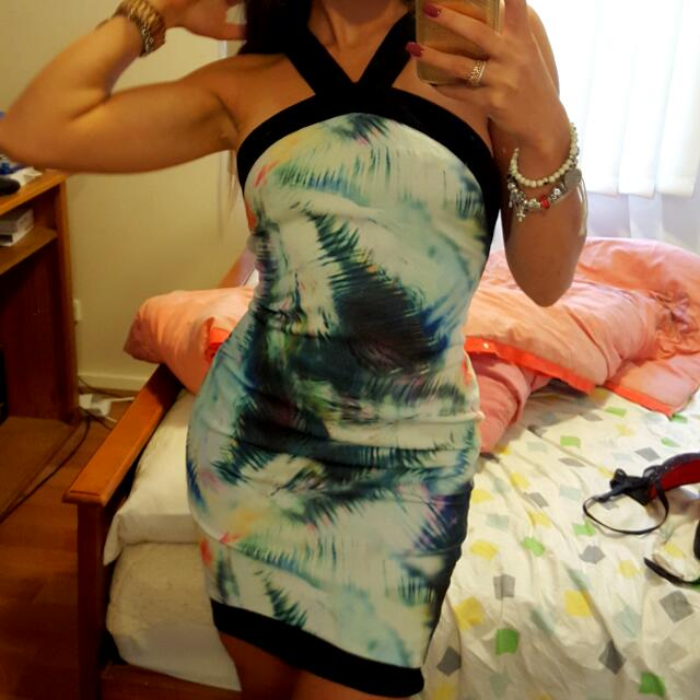 Ally cocktail dress size 10