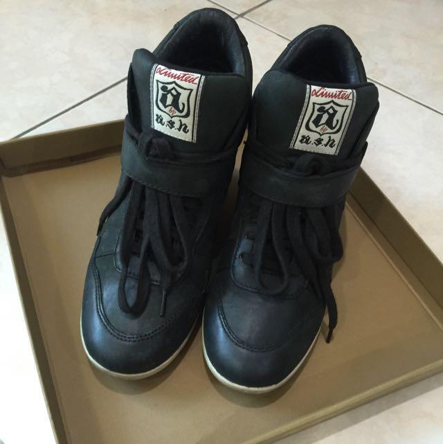 ASH  短靴百貨專櫃正品