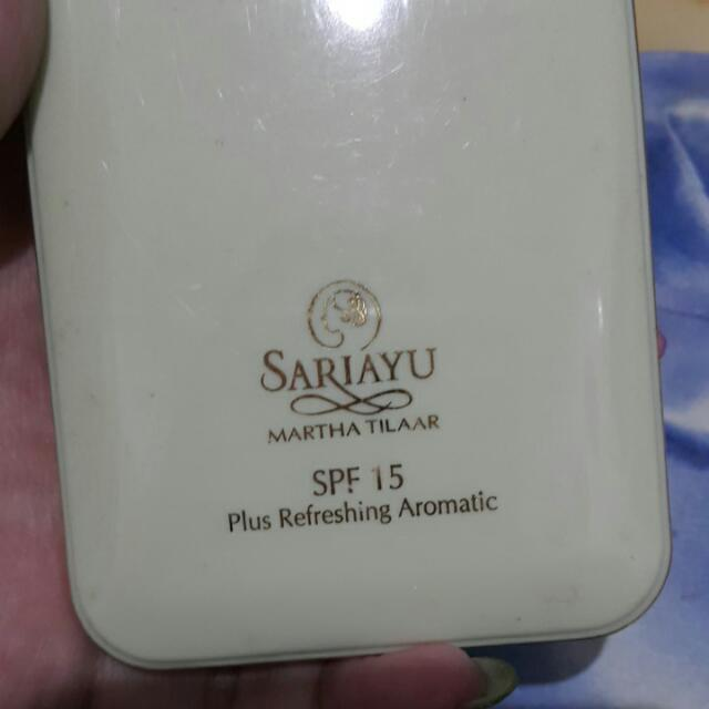 ❗NEW✔ Bedak + FOUNDATION Sariayu