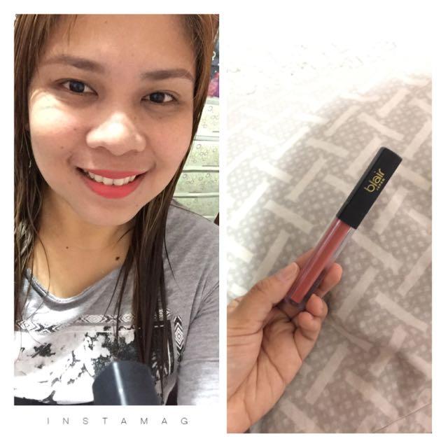 Blair ultra matte lipstick