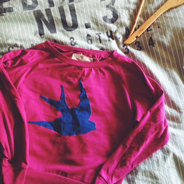 Bluebird Sweater