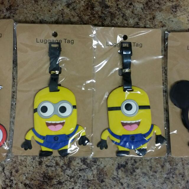 Brand New Luggage Tags