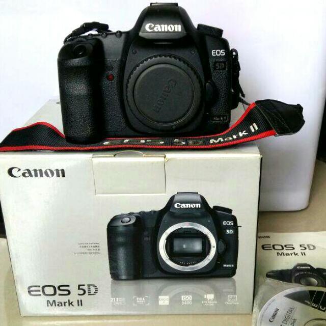 Canon 5d Mark II - Mulus