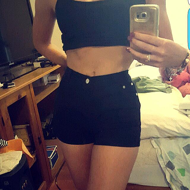 Chic Booti High Waisted Shorts size 10