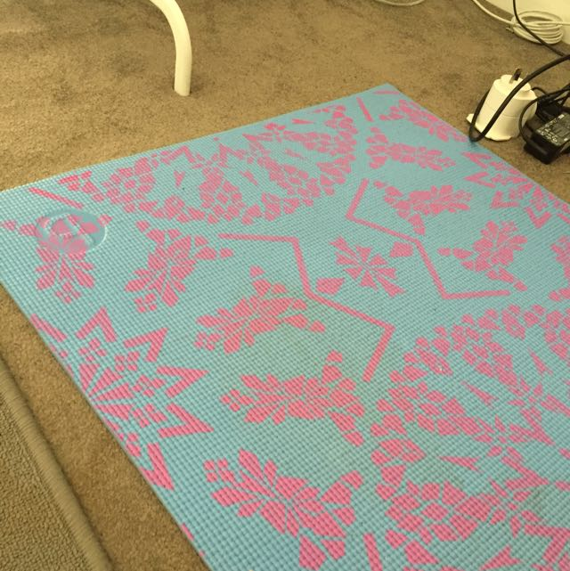Cotton On Yoga Mat