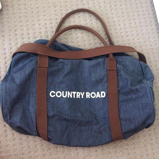 Country Road Denim Blue Bag