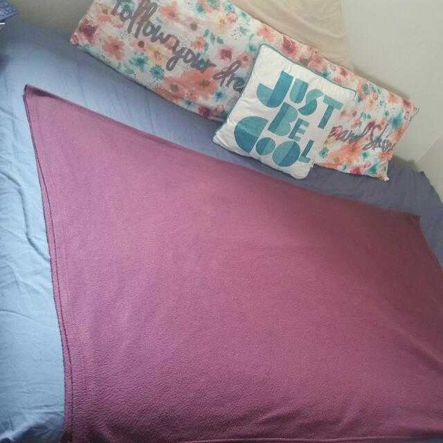 Double-sized Bed