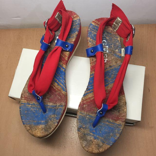 Gosh Wedges Sandal