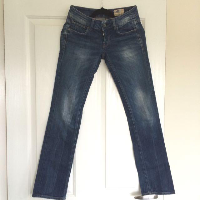 G-Star Size 25 Denim Jeans