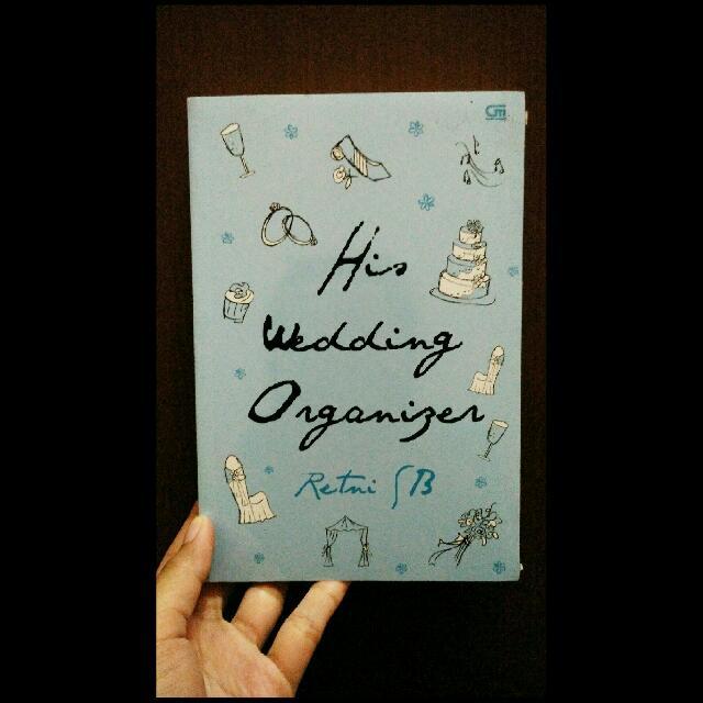 His Wedding Organizer - Retni SB