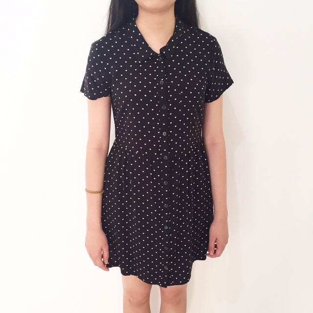 H&M Polka Dress
