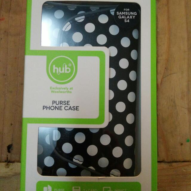 Hub Purse Phone Case