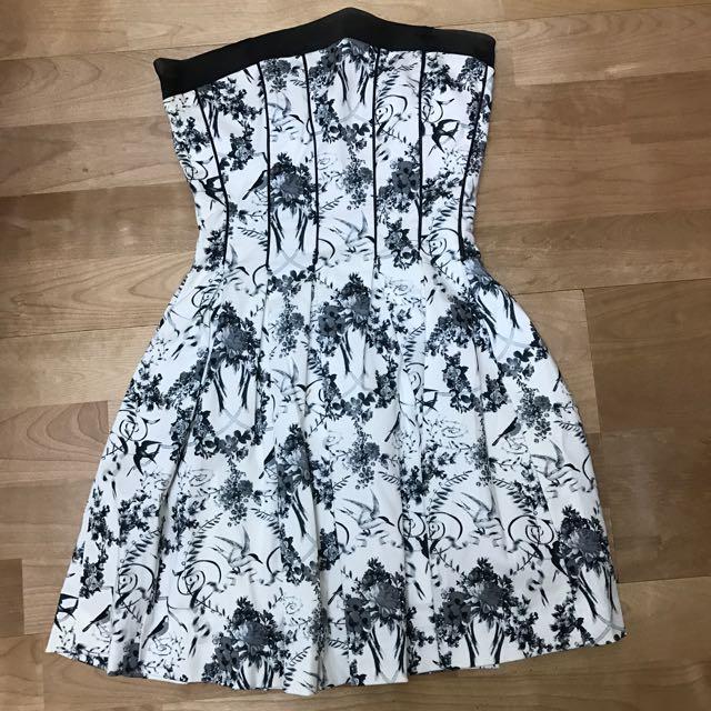 iROO全新平口洋裝👍🏻👍🏻👍🏻