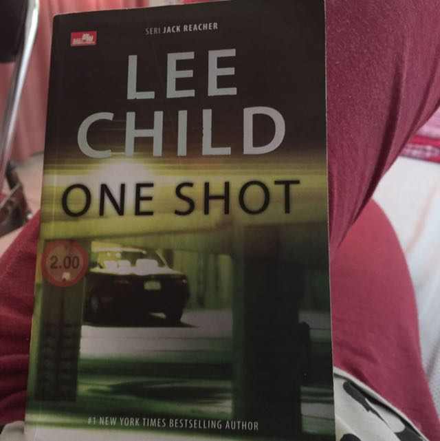 lee child ( one shot )