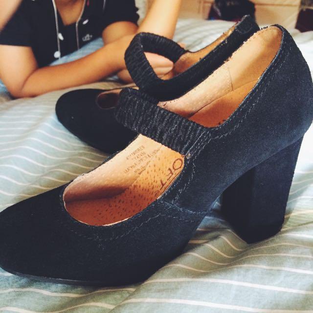 Lolita Velvet Shoes