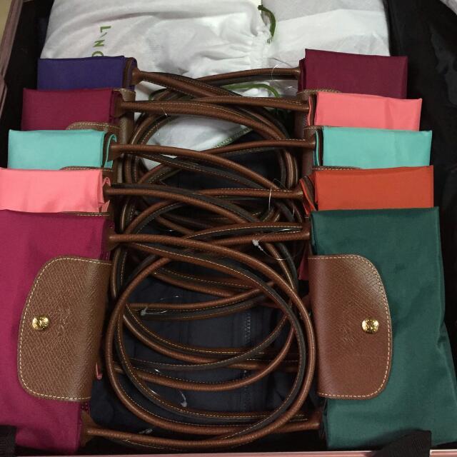 Longchamp 側背包